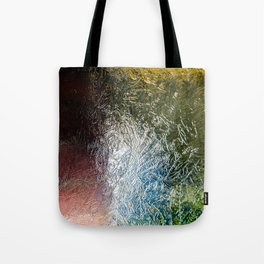 Glass Abstract Tote Bag