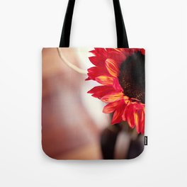 Sunflower Delight Tote Bag