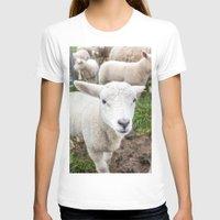 lamb T-shirts featuring lamb by Marcel Derweduwen