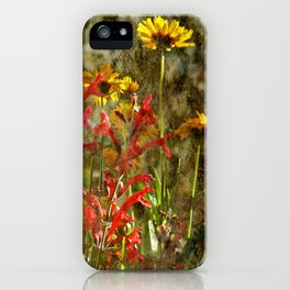 Catching light iPhone Case