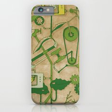 Flower Machine iPhone 6s Slim Case