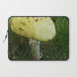 Fly on Magic Mushroom Laptop Sleeve
