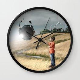 anomaly 2.4 Wall Clock