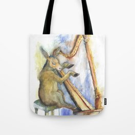 The Poet Tote Bag