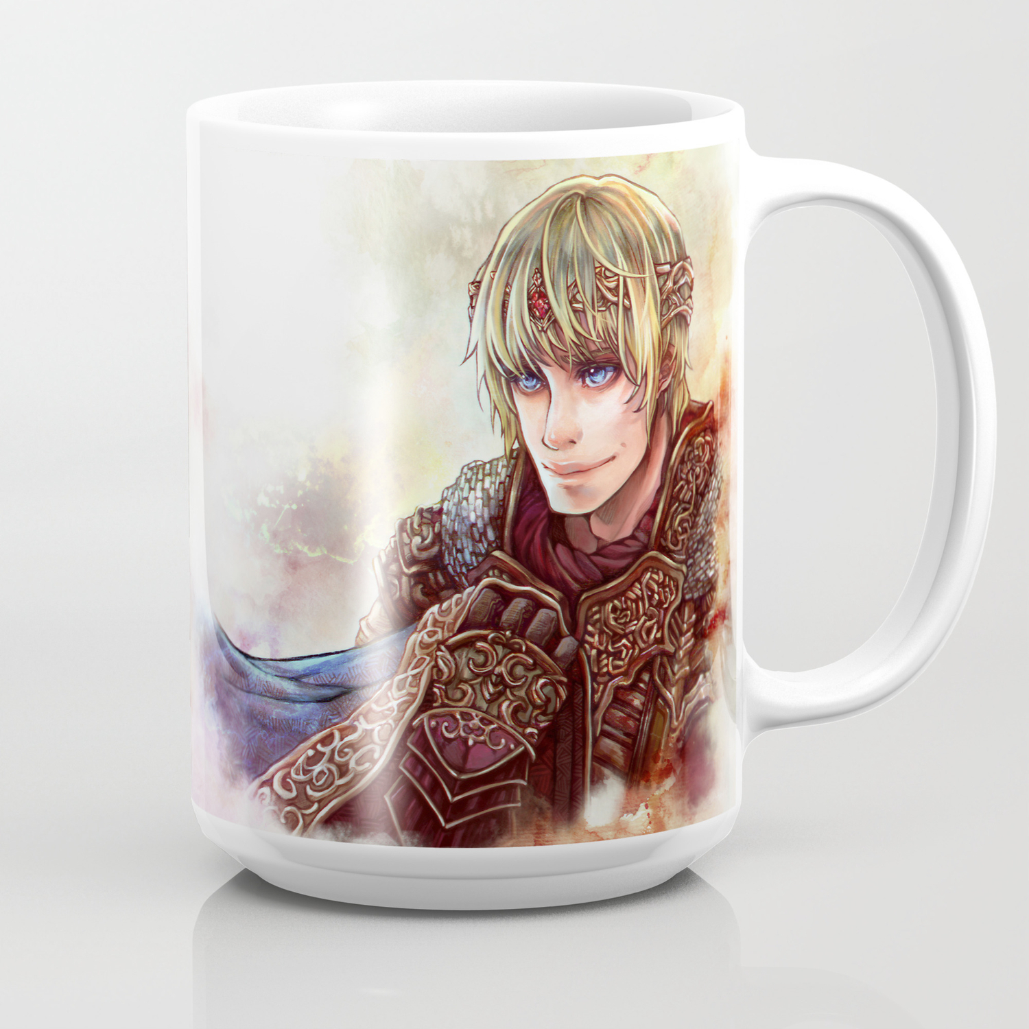 MerlinMage King And Arthur Merlin Coffee Bbc Mug CodxBe