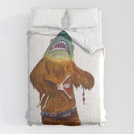 Shark Bear Comforters