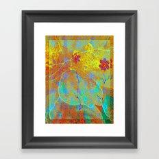 Magical Carpet Framed Art Print