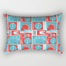 Music And Me Rectangular Pillow