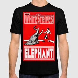 The White Stripes     Elephant T-shirt