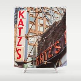 Katz Shower Curtain