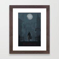 Bloodborne Framed Art Print