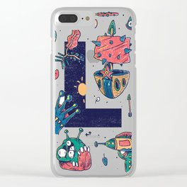 Zing - Zing Clear iPhone Case