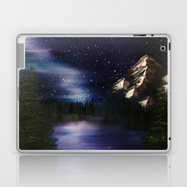 Milky Way Lake Laptop & iPad Skin