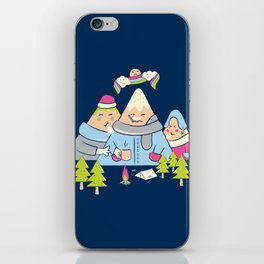 Cold Mountain iPhone Skin