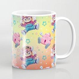 Arale's Pattern Coffee Mug