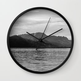 The Sleeping Giant Wall Clock
