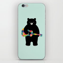 Happy Song iPhone Skin