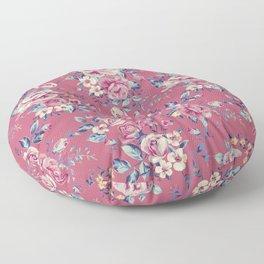 Floral Pattern 5.4 Floor Pillow
