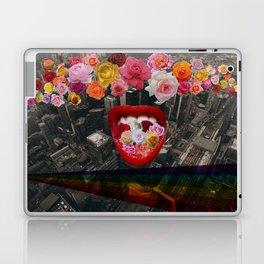 Flower  Vomit Laptop & iPad Skin