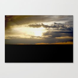 Farmer's Nightlight Canvas Print