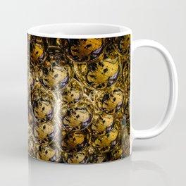 Shiny Golden Vegas Balls Coffee Mug