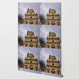 Dramatic Setting Wallpaper