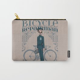 Bicycle Repairman Carry-All Pouch
