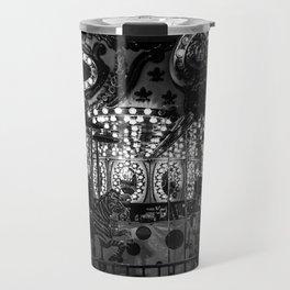 Dark Carousel Travel Mug