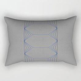 Mountain Bookbinding Rectangular Pillow