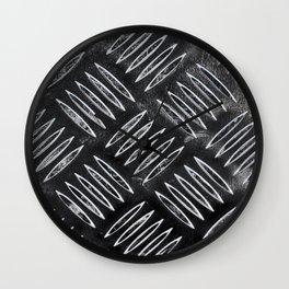 Surfaces #1 Wall Clock