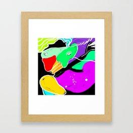 %%% Framed Art Print
