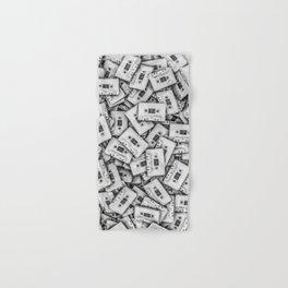 Cassettes Hand & Bath Towel