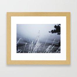 Season – Winter Framed Art Print