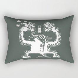 Reducing Carbon Footprint Rectangular Pillow
