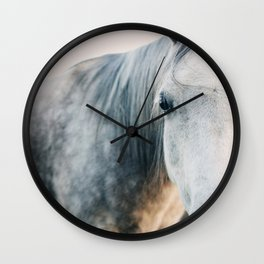 Seeing Wall Clock
