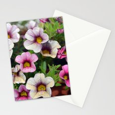 Floral summer cocktail Stationery Cards