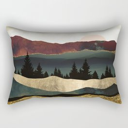 Early Autumn Rectangular Pillow