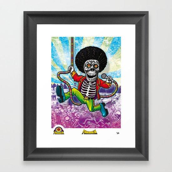 Poster Funkadelik Framed Art Print