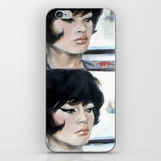 Camille iPhone & iPod Skin