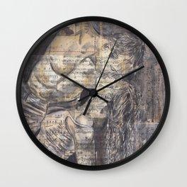 Midnight Dreams Wall Clock