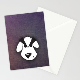 Peeved Pup Stationery Cards