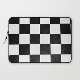 Dirty checkers Laptop Sleeve