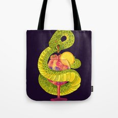 Viper on a Diet Tote Bag