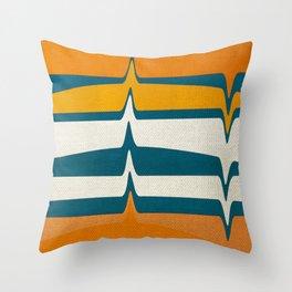 Improper Conduct 1 Throw Pillow