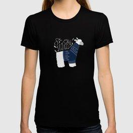 Snow Llama T-shirt