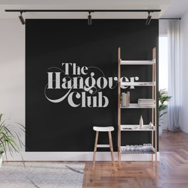 The Hangover Club Wall Mural