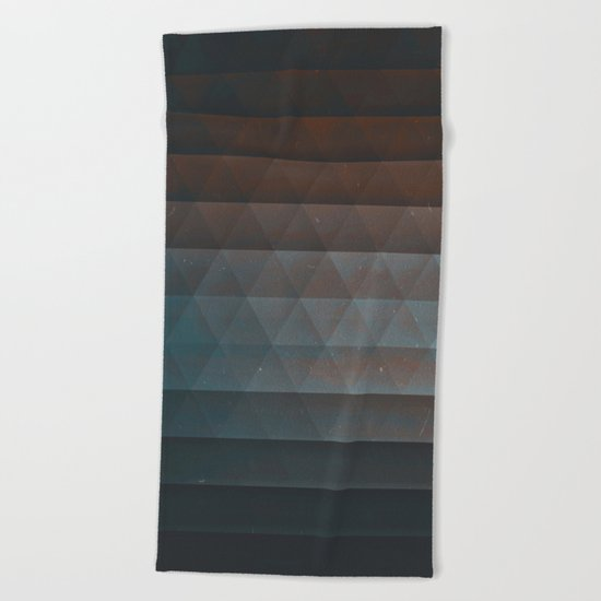 blyykfyde Beach Towel