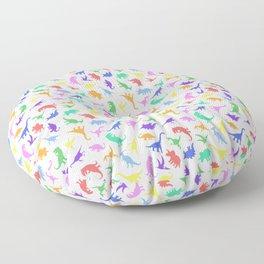 Fun Dinosaur Pattern Floor Pillow