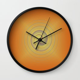 Energy upload Wall Clock