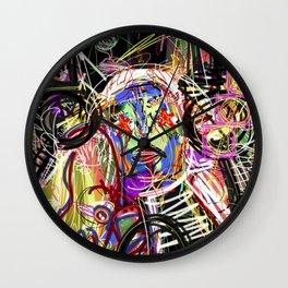 16 Wall Clock